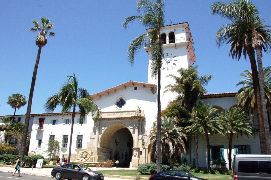 Santa Barbara County Courthouse