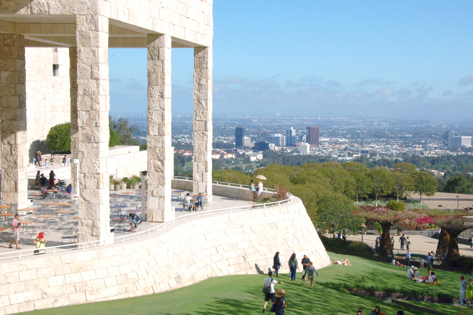 .. / Los Angeles, Getty Center /..