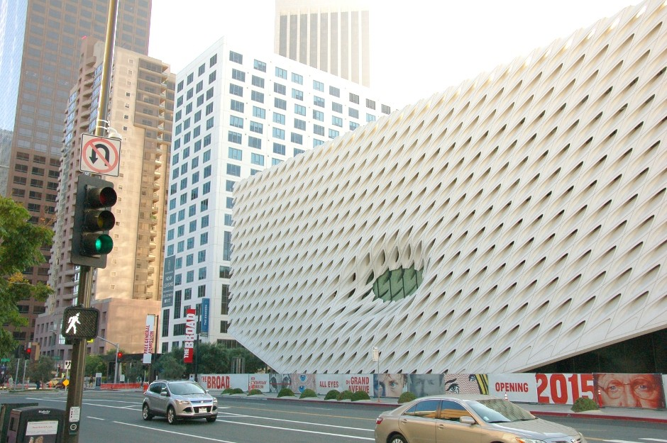 Downtown, Los Angeles, The Broad