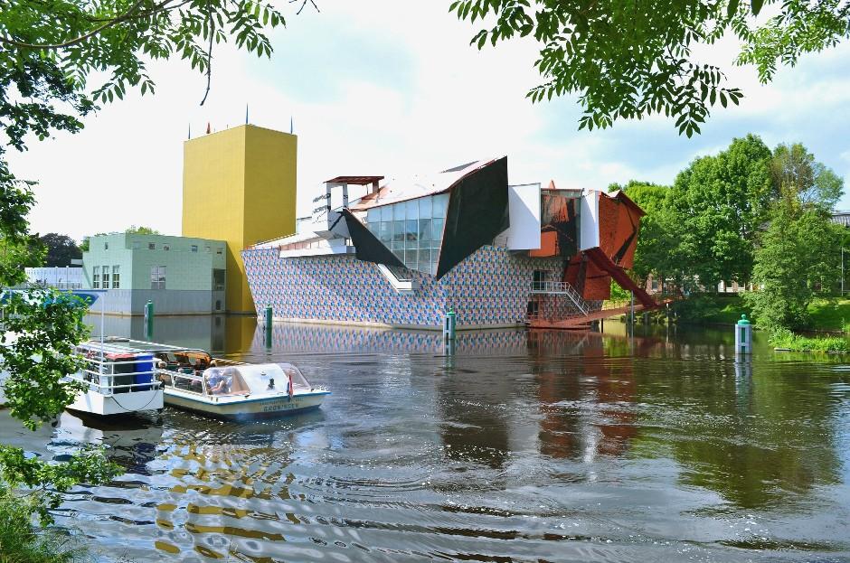 Pays-Bas : quelques jours à Groningen | 7h09