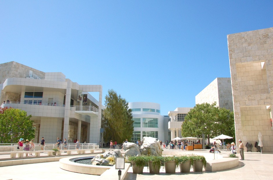 Los Angeles, Getty Center