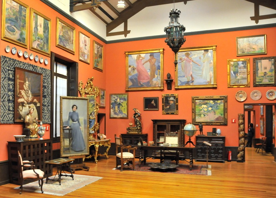 Madrid : le musée Sorolla | 7h09